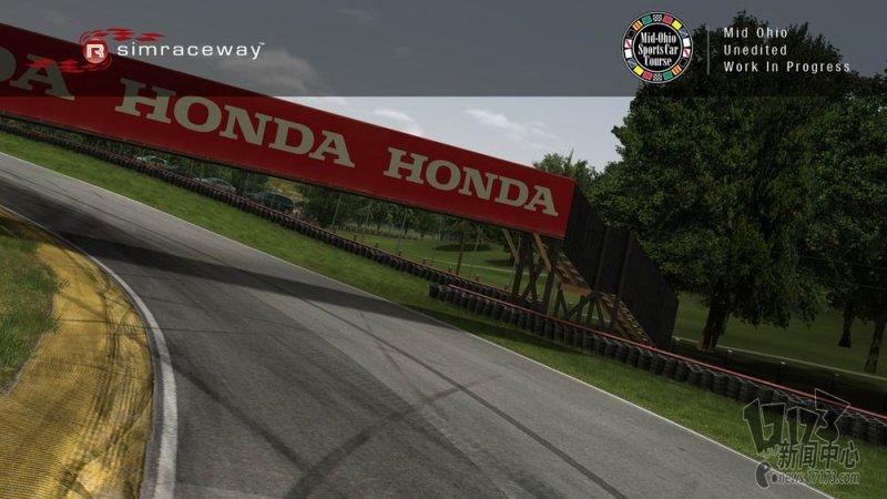 模拟赛道截图第1张