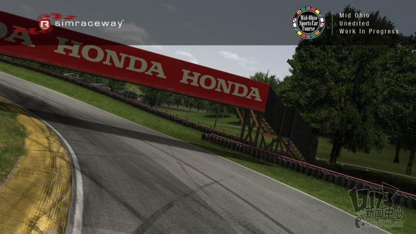 《模拟赛道》图片第1张