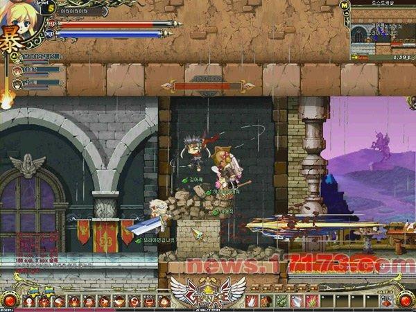 守护之剑游戏截图第4张