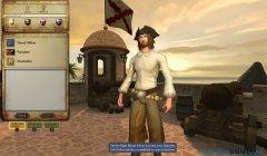 燃烧海洋上的海盗截图