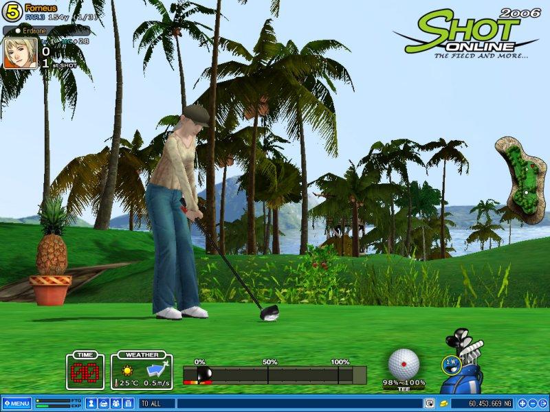 Shot Online游戏截图第3张