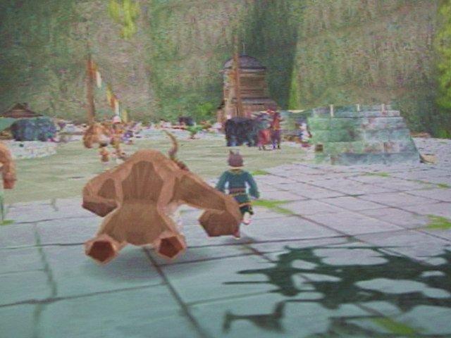 怪兽农场online游戏截图第2张