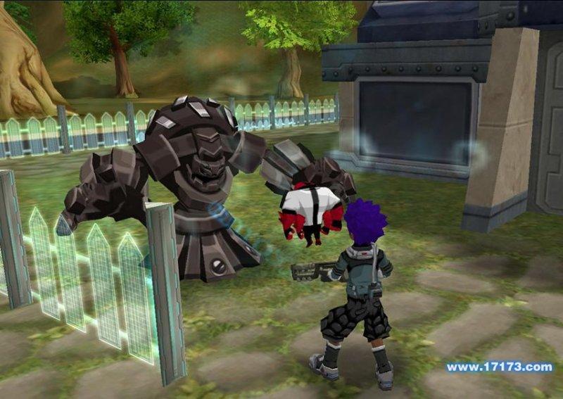FusionFall游戏截图第1张