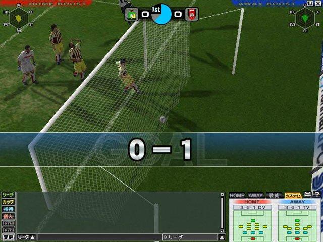 创造职业球会OL游戏截图第4张