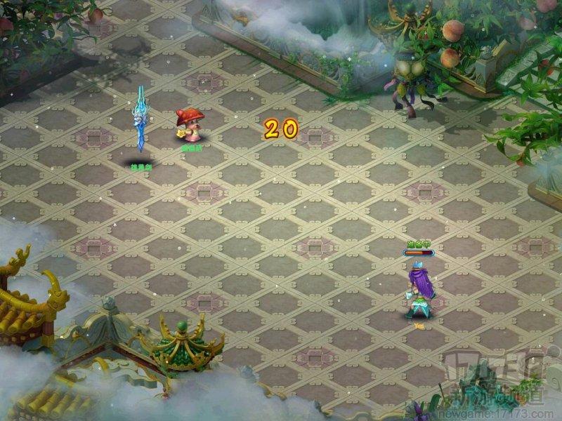 仙幻奇缘-游戏截图第2张