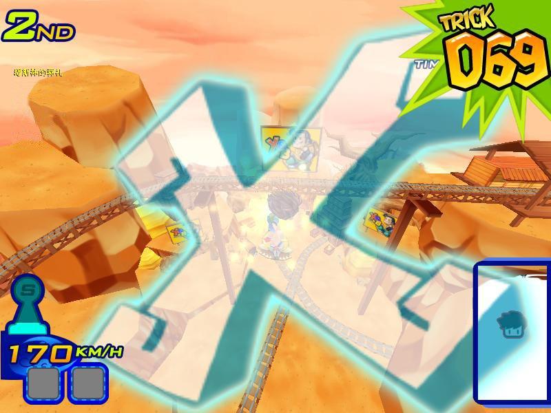 滑板王Online游戏截图第4张