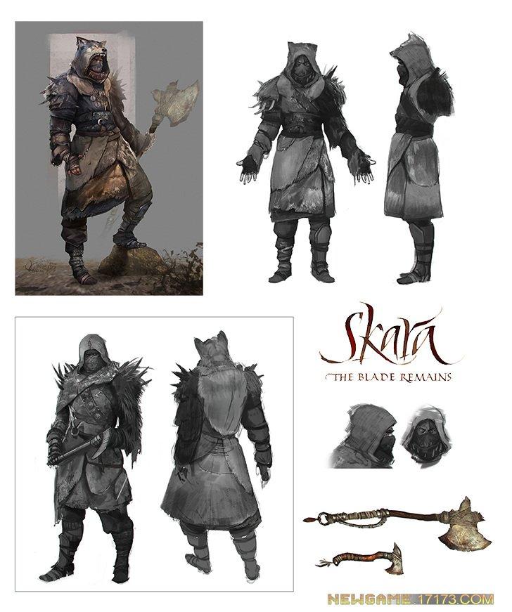 Skara:刀锋遗迹截图第2张