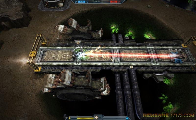 未来坦克战游戏截图第4张