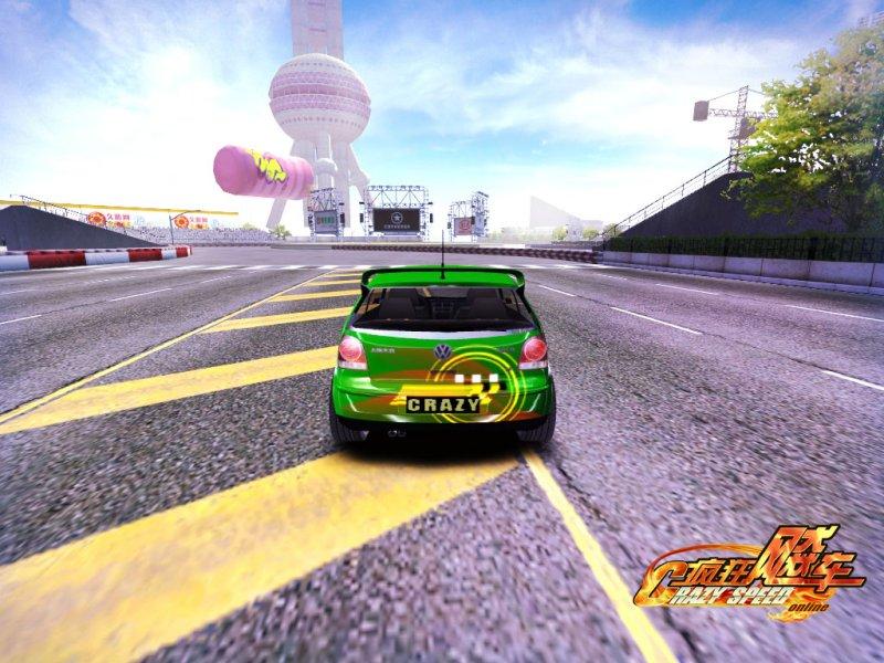 疯狂飚车游戏截图第11张