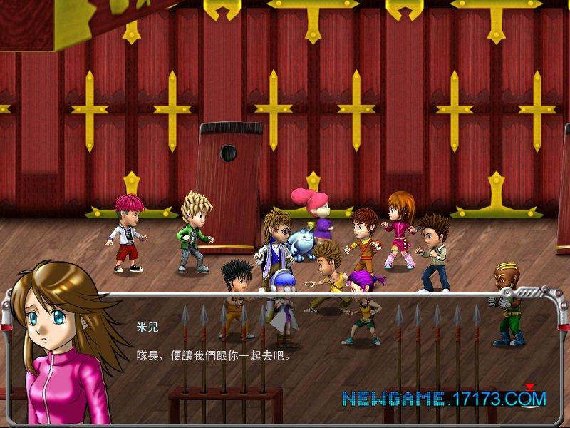 元斗士游戏截图第4张