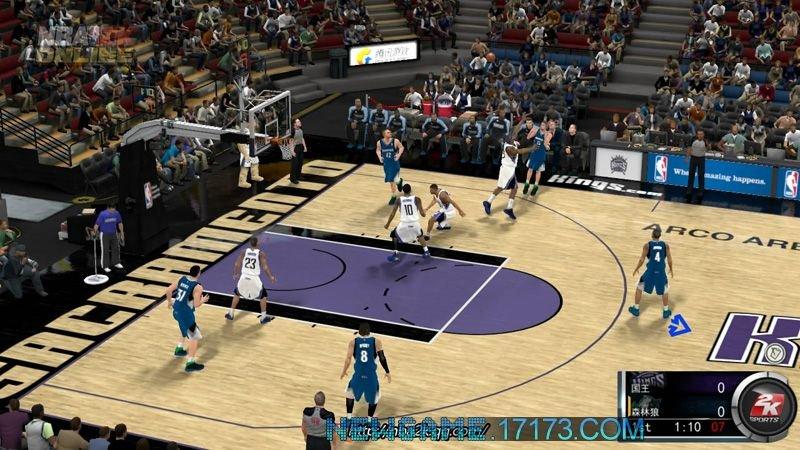 《NBA2K OL》图片第2张