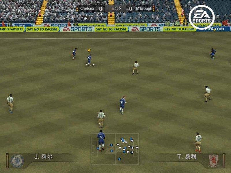 FIFA OL2截图第1张