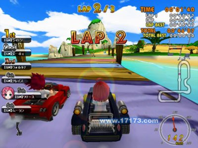 Kart Steer游戏截图第2张