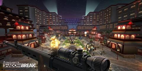 汤姆克兰西:暗影狙击游戏截图第1张