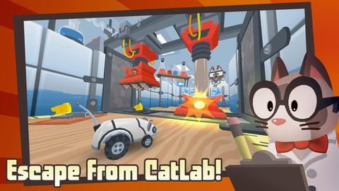 老鼠机器人游戏截图第3张