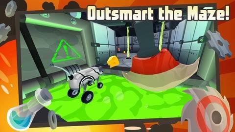 老鼠机器人游戏截图第1张