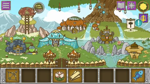 兽人探险队游戏截图第2张