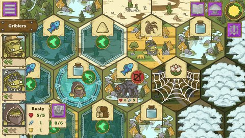 兽人探险队游戏截图第1张