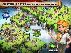 天空之城:联盟战游戏截图