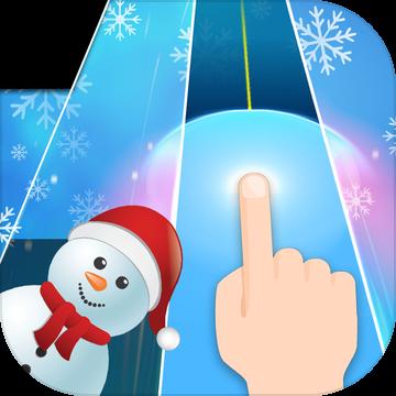 魔术钢琴: 圣诞歌曲2