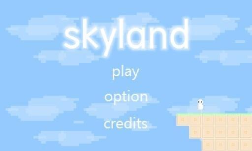 《天空岛 skyland》是一款Android平台动作类的冒险游戏。只因为女孩说想要一束花作为礼物,男孩在女孩睡着之后,毅然踏上了充满危险的旅途,为女孩采花。天空岛游戏包含五个主题,37个关卡,最令人惊奇的是主角居然还有在墙壁之间跳跃的能力,在这么一款看起来简陋的游戏中发现这个功能,真是一大惊喜啊。可爱的声音配上清新的画面,如果对这游戏真有什么不满的,那就是画面过于简单了。不过也正对应了公司的名字 simplemaker。