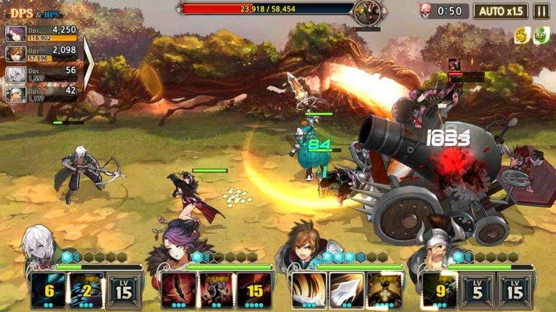 王之袭击游戏截图第5张