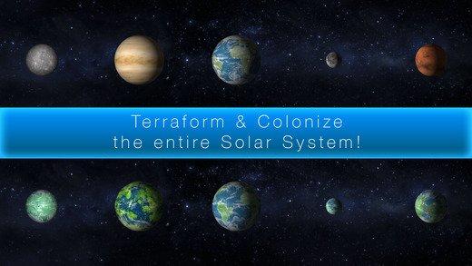 行星改造游戏截图第1张