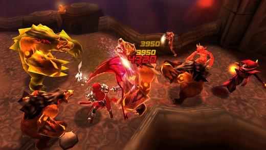 刃战士游戏截图第4张