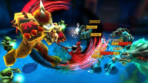 刃战士游戏截图第5张