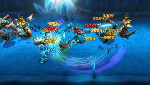 刃战士游戏截图第3张