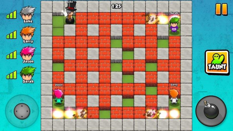 炸弹伙伴游戏截图第4张