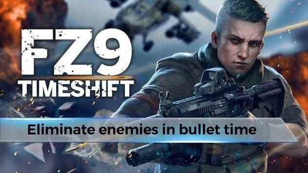 FZ9:时空飞梭游戏截图第1张