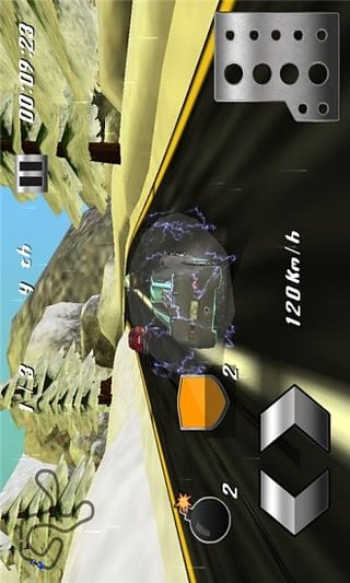 3D赛车狂飙游戏截图第5张