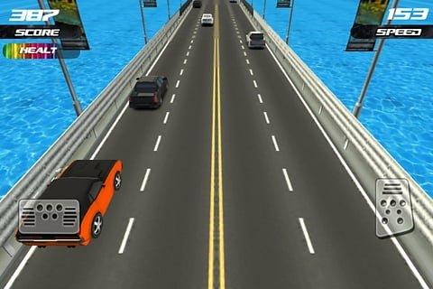 3D赛车狂飙游戏截图第4张